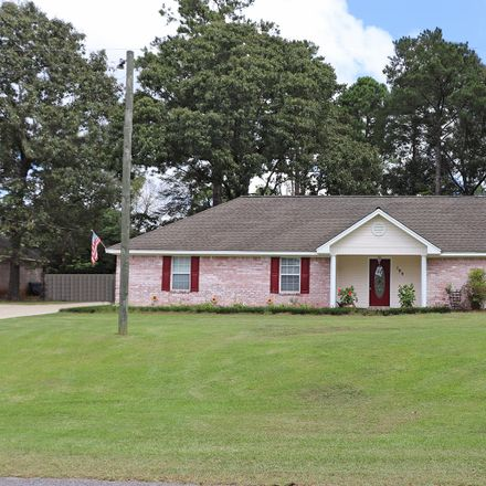 Rent this 3 bed house on 195 Somerset Drive in Oak Grove, MS 39402
