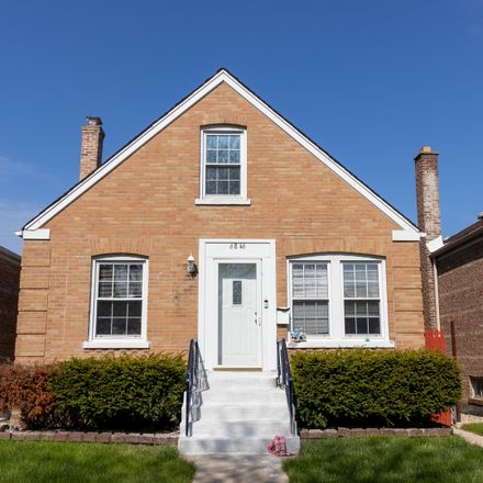 Rent this 3 bed house on 6846 South Karlov Avenue in Chicago, IL 60629