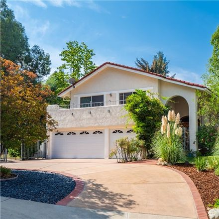 Rent this 5 bed house on 20034 Gypsy Ln in Woodland Hills, CA