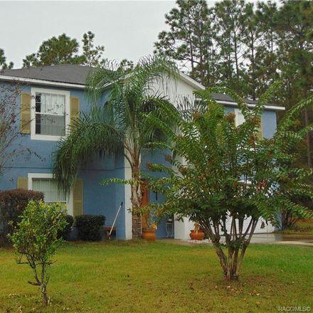 Rent this 4 bed loft on 9538 N Paradisea Dr in Citrus Springs, FL