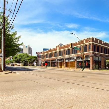 Rent this 1 bed apartment on 1108 South Akard Street in Dallas, TX 75215