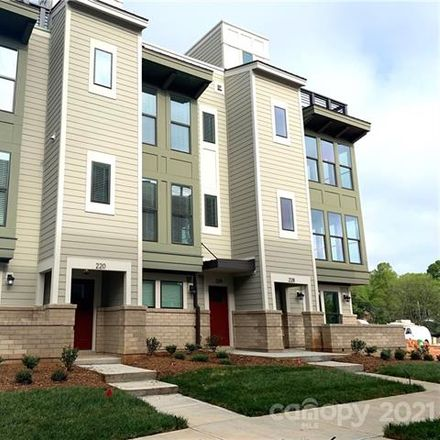 Rent this 2 bed townhouse on 1613 Cannon View Lane in Charlotte, NC 28208