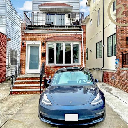 Rent this 3 bed house on 123 Van Sicklen Street in New York, NY 11223