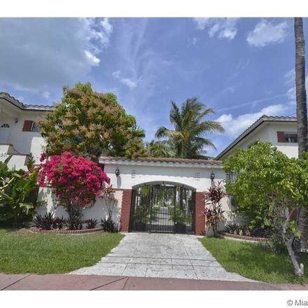 Rent this 1 bed condo on 1203 Marseille Drive in Miami Beach, FL 33141