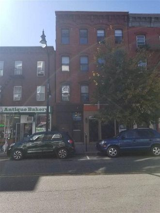 Rent this 1 bed apartment on Newark Ave in Jersey City, NJ
