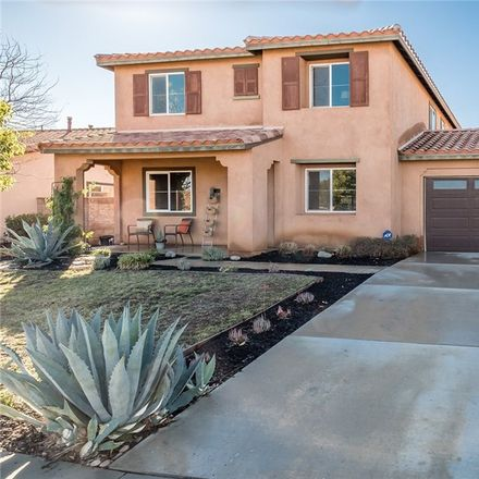 Rent this 4 bed house on Teton Ct in Moreno Valley, CA