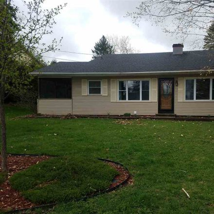 Rent this 3 bed house on 55 Churchill Avenue in Massena, NY 13662