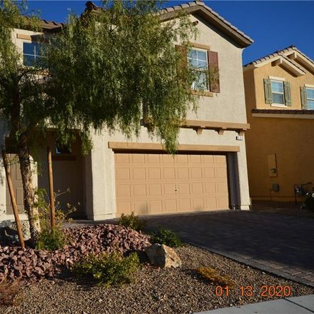Rent this 3 bed house on 500 Eagle Glen Road in Mountain's Edge, NV 89148