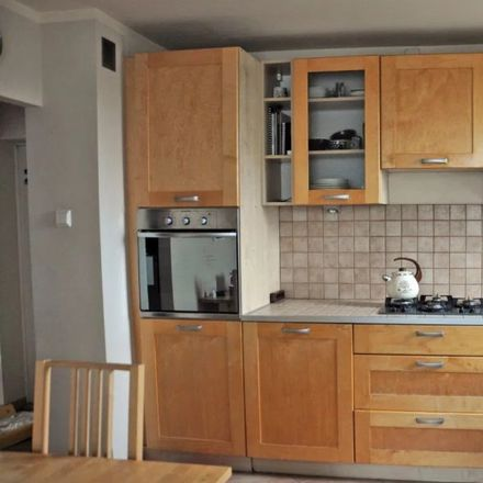 Rent this 3 bed apartment on Bolesława Limanowskiego 15 in 02-943 Warsaw, Poland