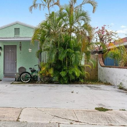 Rent this 3 bed duplex on 432 Lytle Street in West Palm Beach, FL 33405