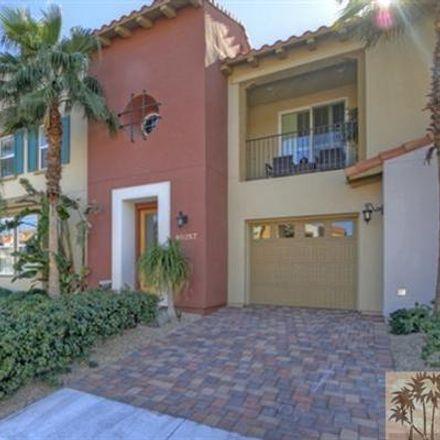 Rent this 3 bed condo on 80257 Via Tesoro in La Quinta, CA