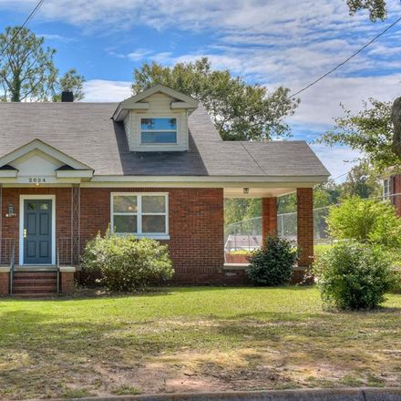 Rent this 4 bed house on 2024 Richmond Avenue in Augusta, GA 30904
