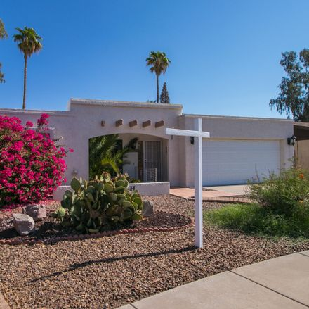 Rent this 3 bed house on 1637 South Ash in Mesa, AZ 85202