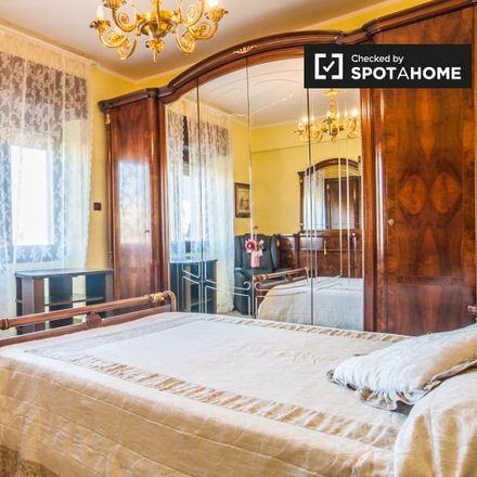 Rent this 4 bed apartment on Via Ivanoe Bonomi in 00141 Rome RM, Italy