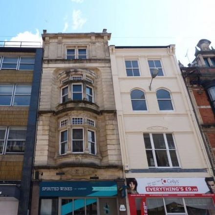 Rent this 2 bed apartment on Tesco Express in 26-27 Saint Mary Street, Cardiff