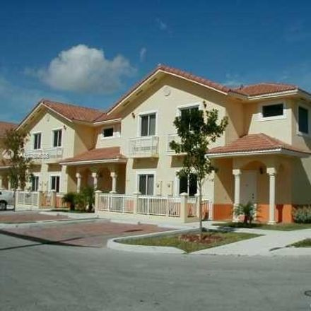 Rent this 2 bed townhouse on NW 181st St in Hialeah, FL