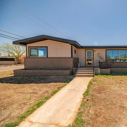 Rent this 6 bed house on 3201 Thomas Avenue in Midland, TX 79701