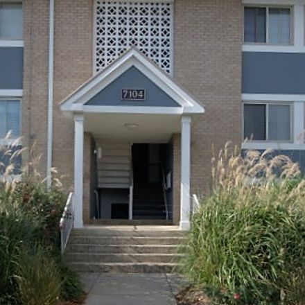 Rent this 2 bed apartment on Greenbelt in Baltimore-Washington Parkway, Greenbelt