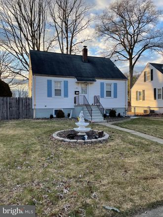 Rent this 2 bed house on 18 Pelczar Avenue in Essex, MD 21221