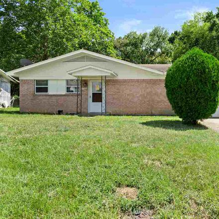 Rent this 3 bed house on East Birdsong Street in Longview, TX 75602
