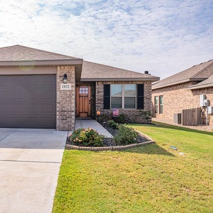 Rent this 3 bed house on Lizzard Court in Midland, TX 79705