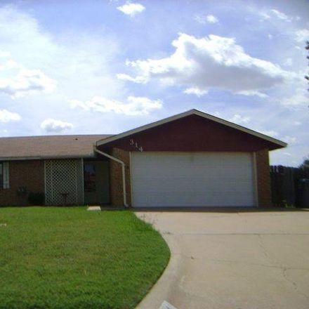 Rent this 3 bed house on 364 Northeast Skyline Circle in Lawton, OK 73507