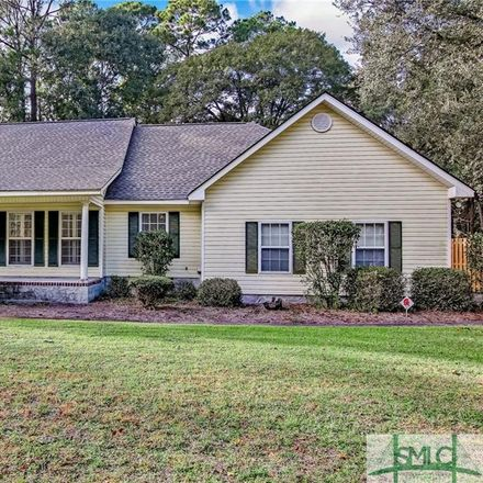Rent this 3 bed house on Ferguson Ave in Savannah, GA
