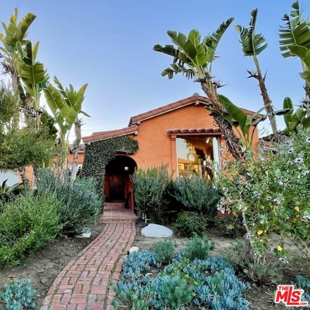 Rent this 2 bed house on 1723 South Crescent Heights Boulevard in Los Angeles, CA 90035