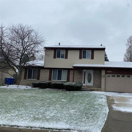 Rent this 3 bed house on 29755 Mackenzie Circle West in Warren, MI 48092