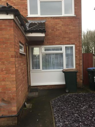 Rent this 3 bed house on Barbican Rise in Coventry CV2 5NR, United Kingdom