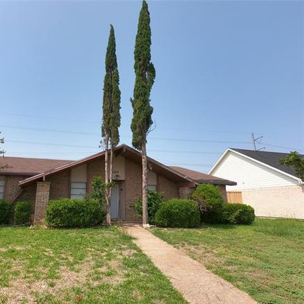 Rent this 3 bed house on 1202 South Bowser Road in Richardson, TX 75081