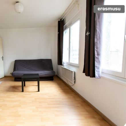 Rent this 1 bed apartment on Rue du Faubourg des Postes in 59000, Lille