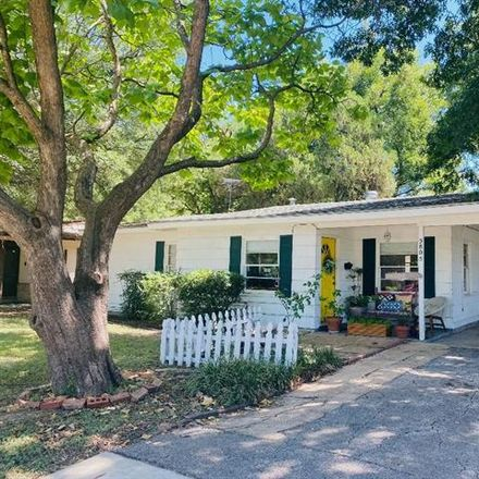 Rent this 3 bed house on 5805 Holloway Street in Westworth Village, TX 76114