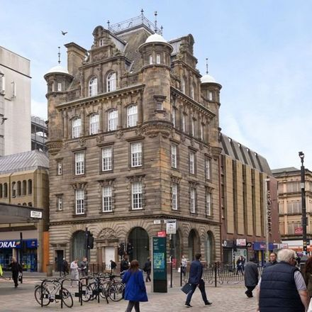 Rent this 1 bed apartment on Caffé Nero in Trongate, Glasgow