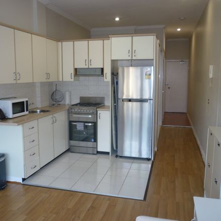 Rent this 1 bed apartment on 402-420 Pacific Highway
