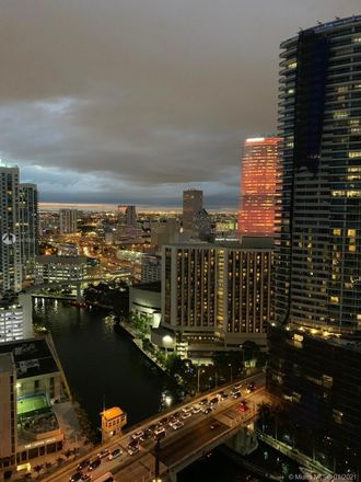 Rent this 2 bed condo on 475 Brickell Avenue in Miami, FL 33131