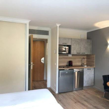 Rent this 1 bed apartment on 73 Avenue Gambetta in 92400 Courbevoie, France