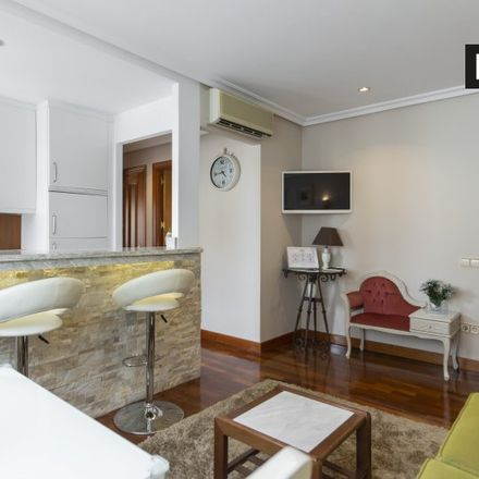 Rent this 1 bed apartment on Calle de Andrés Mellado in 32, 28015 Madrid