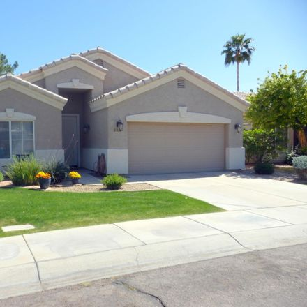Rent this 3 bed house on 2225 East Bel Air Lane in Gilbert, AZ 85234