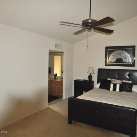 Rent this 3 bed townhouse on 10432 East Cinnabar Avenue in Scottsdale, AZ 85258