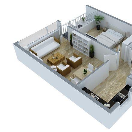 Rent this 0 bed apartment on Frederik van Eedenlaan in 1215 EL Hilversum, Netherlands