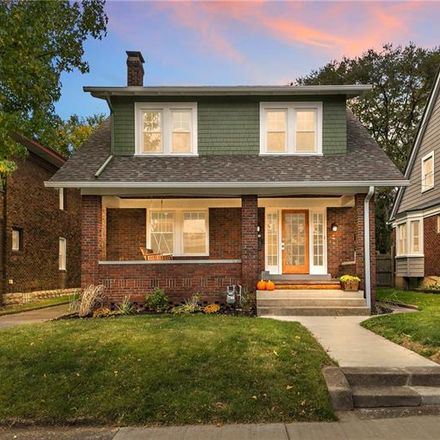 Rent this 4 bed house on 3525 Gerber Avenue in Pittsburgh, PA 15212
