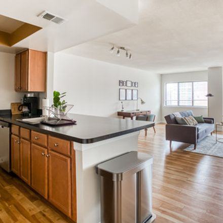 Rent this 1 bed apartment on The Hampton in 15th Street South, Arlington