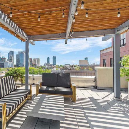 Rent this 2 bed condo on McWilliams Pl in Jersey City, NJ