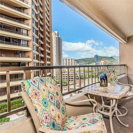 Rent this 1 bed condo on 1778 Ala Moana Boulevard in Honolulu, HI 96815