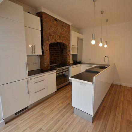 Rent this 4 bed house on Ashton Avenue in Trafford WA14 1GZ, United Kingdom