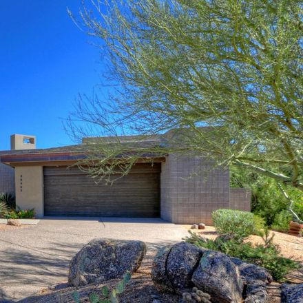 Rent this 4 bed house on North 107th Way in Scottsdale, AZ 85262