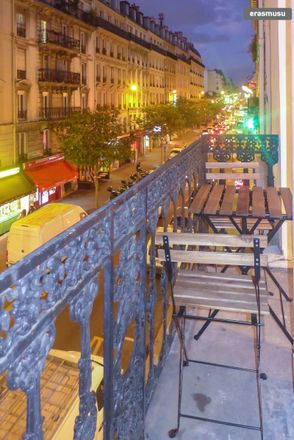 Rent this 1 bed apartment on Rue de Rochechouart in 75009, Paris