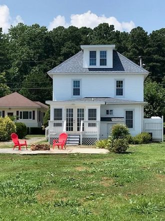 Rent this 4 bed house on 13178 Parting Creek Road in Willis Wharf, VA 23350