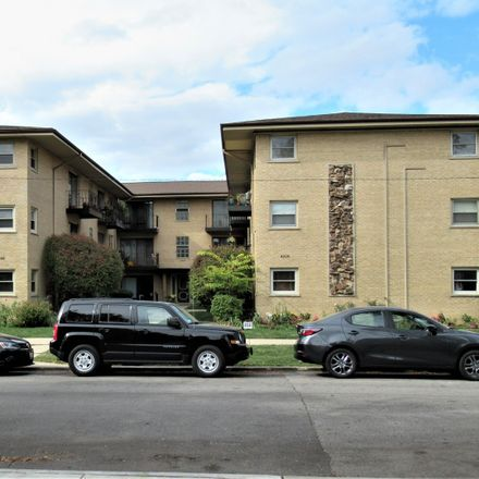 Rent this 1 bed condo on 4200-4208 North Keystone Avenue in Chicago, IL 60641